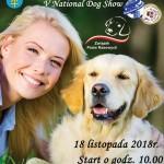 V Krajowa Wystawa Psów Rasowych (CAC) - Związek Psów Rasowych