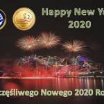 Szczęśliwego Nowego 2020 Roku - Związek Psów Rasowych