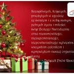 Wesołych Świąt!!! - Związek Psów Rasowych